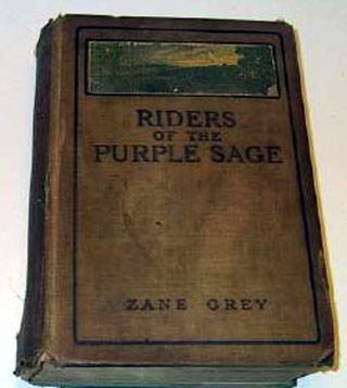 """Zane Grey is fantastic. Even though """"builded"""" is not a word."""