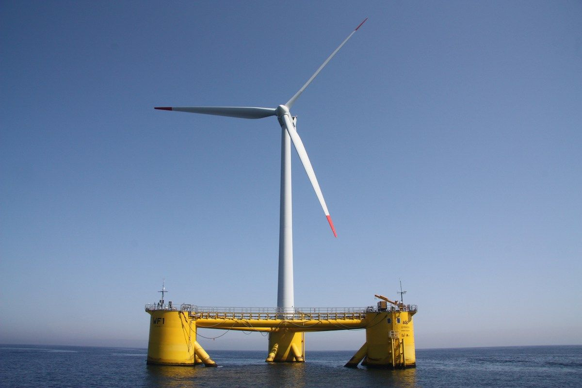 Could Offshore Wind Replace Nuclear Power?