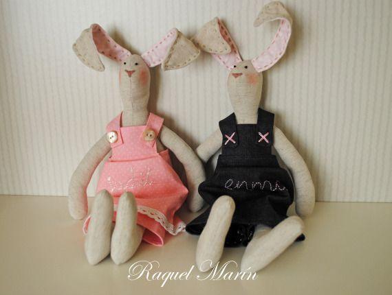 Conejos / Mundo Raquel - Artesanio