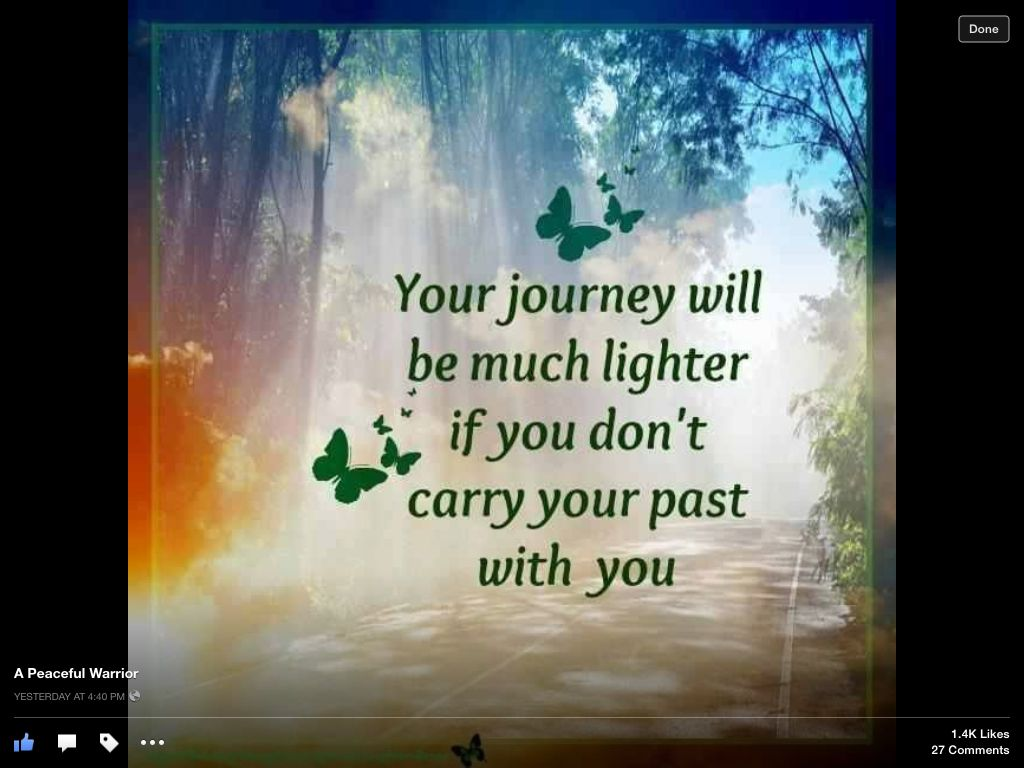 Quote About Your Past: Leave Your Past Behind.