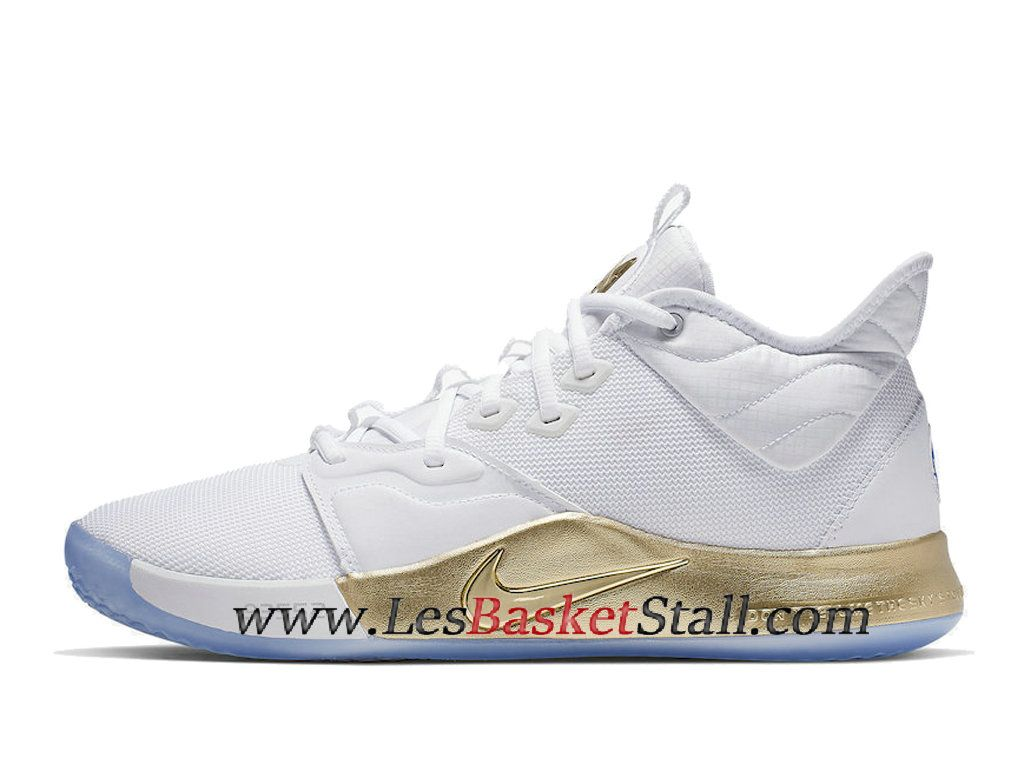 Basket Nike PG 3 Chaussures Nike 2019 Pas Cher Pour Homme