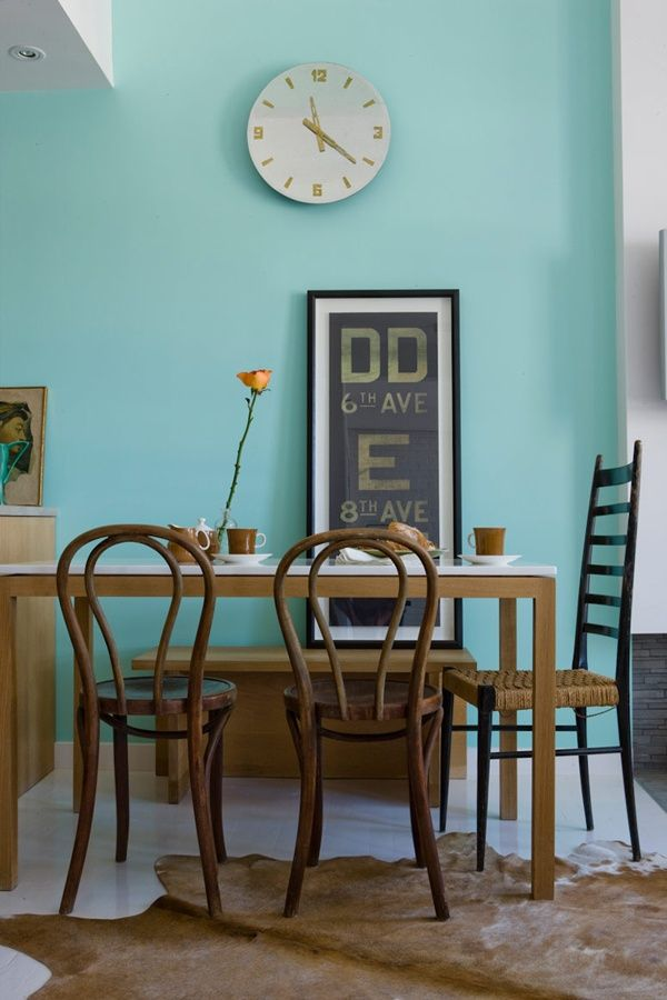 Blue Lagoon Love This Wall Color Decorate Your Home