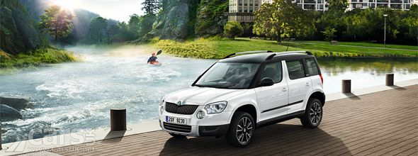 New Skoda Yeti Adventure Special Edition Launched Cars Uk Car