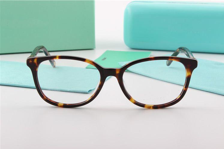 Aliexpress.com : Buy 2017 Brandy eye glasses frames for women TF2109 ...