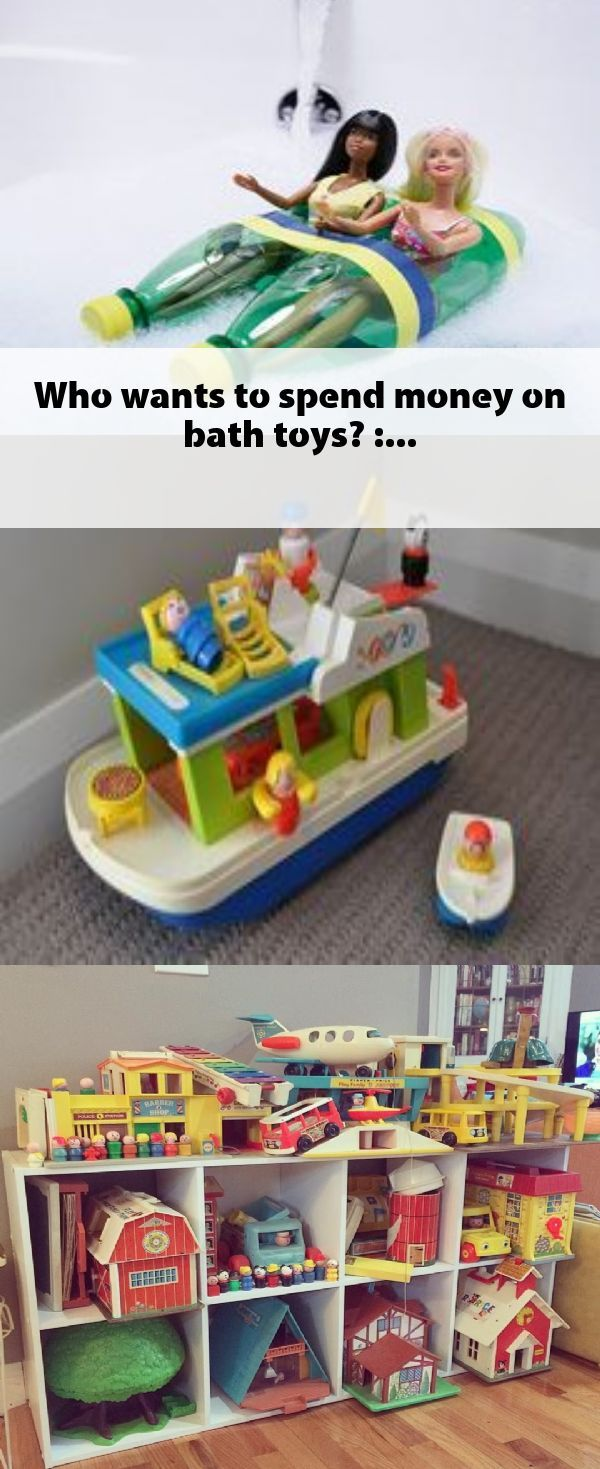Who wants to spend money on bath toys? :) | Bath toys ...