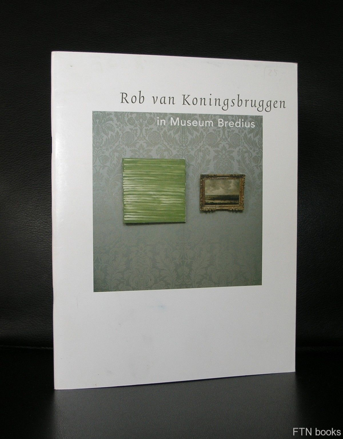 Rob van Koningsbruggen # IN MUSEUM BREDIUS # 1994, nm