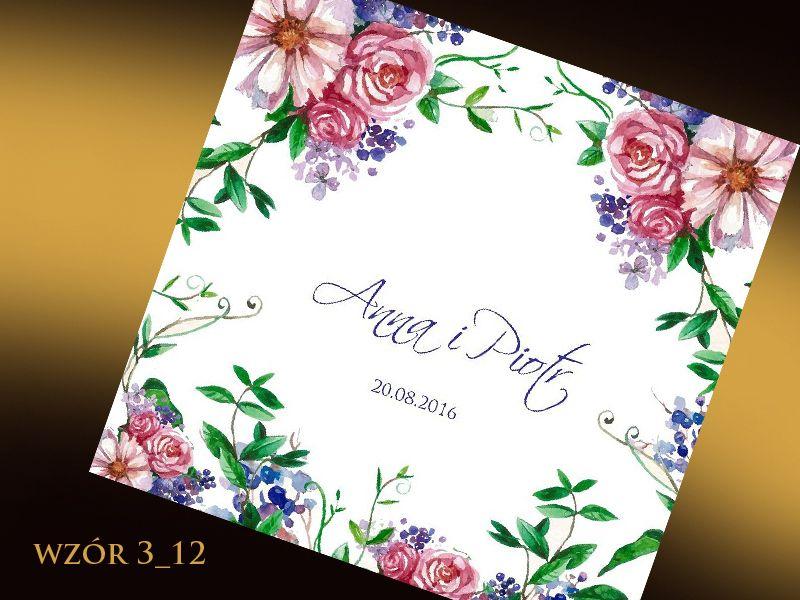 Zaproszenia Slubne Na Slub Kwadrat Hit 2016 5960165045 Oficjalne Archiwum Allegro Wedding Flower Decorations Wedding Decorations Colorful Flowers