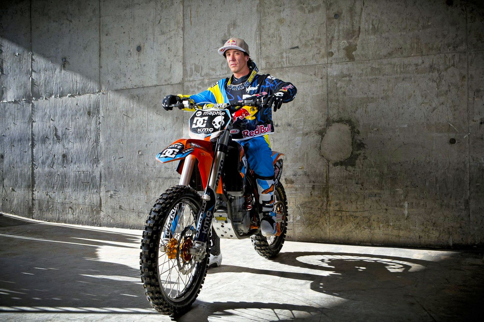 Robbie Maddison And His Incredible Dirtbike Acrobatics