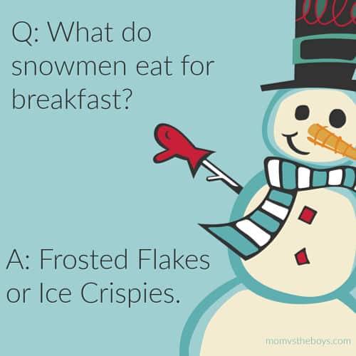 Funny Christmas Jokes for Kids Mom vs the Boys