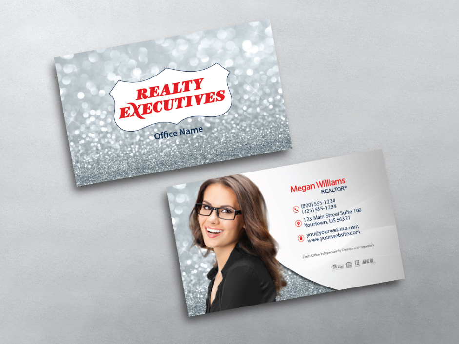 Order Realty Executives Business Cards | Free Shipping | Design ...