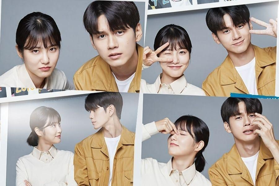 Ong Seong Wu And Shin Ye Eun Are Longtime BFFs Who Can't Find Right Timing To Fall In Love In Upcoming Drama
