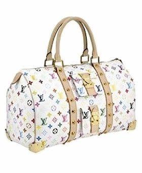 Louis Vuitton Monogram Multicolor Keepall 45 Duffle bag $199.22