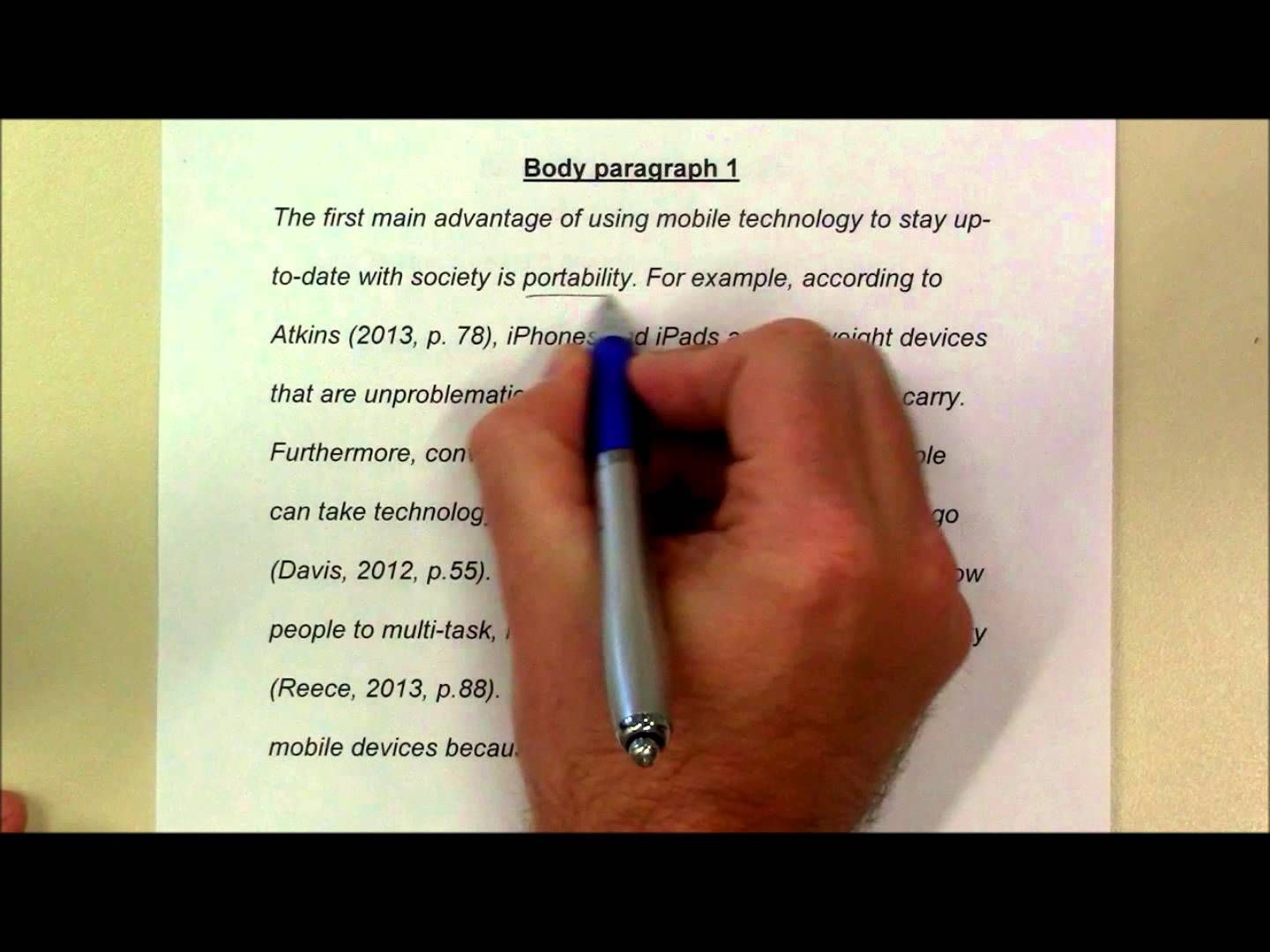 How to write a body paragraph Body paragraphs, Online
