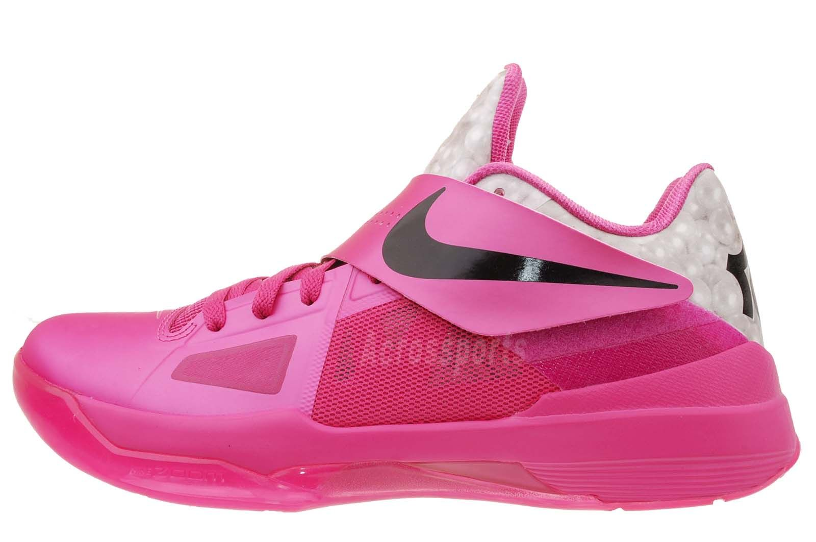 buy online 267ca 1b2e7 Details about Nike Zoom KD IV Aunt Pearl Kay Yow Breast Cancer Limited  Edition… Find this Pin and ...