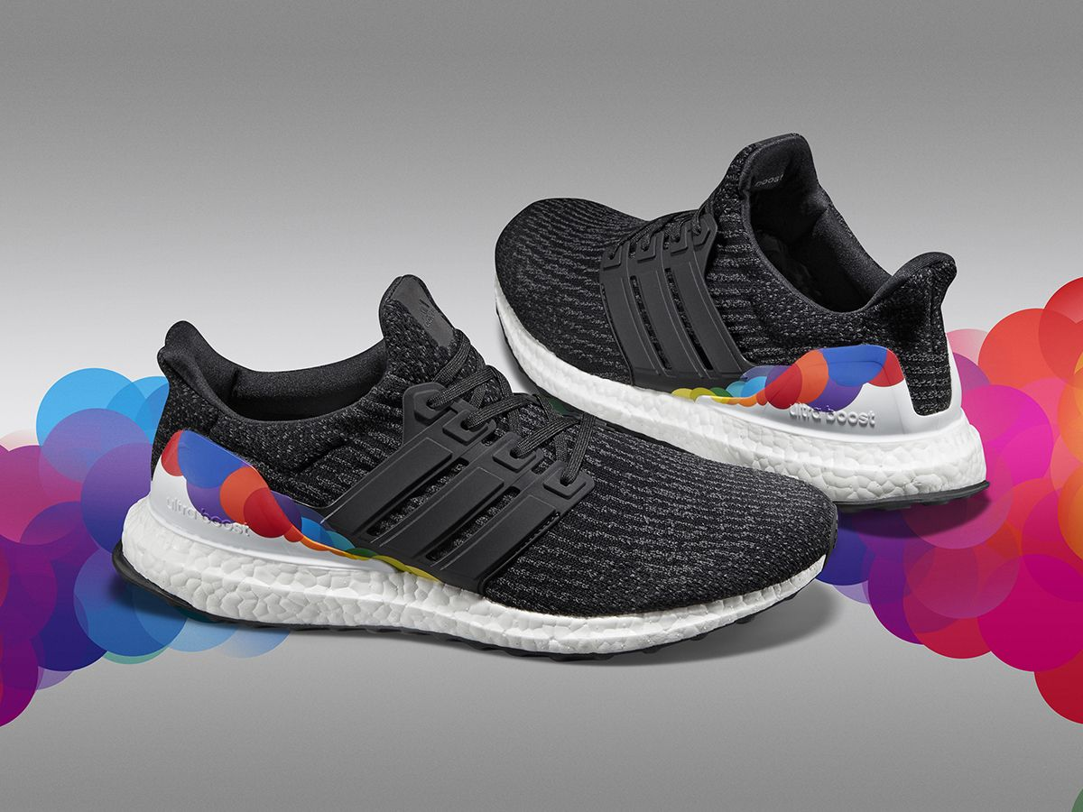 adidas Styles Four Sneakers in Colorful Circles for Pride Pack 2017 - EU  Kicks: Sneaker