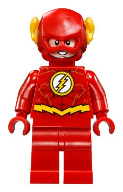 The Flash DC Universe Superhero Mini Action Figure Toy Block Speedster