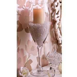 Buy Giant Champagne Glass Decoration Case Of At Home Bargains