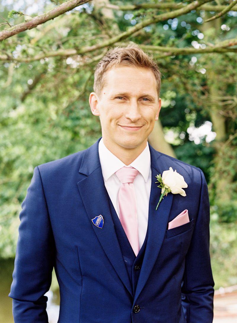 00 Gallery Grooms in 2020 Blue suit wedding, Best