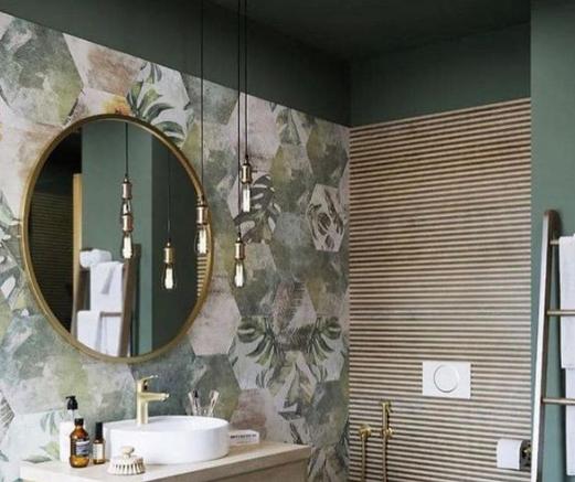 ¡Lleva el color a tu cuarto de baño! en 2020 | Baño ...