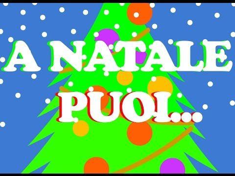 Buon Natale Zecchino Doro Testo.Buon Natale Le Renne Di Babbo Natale Canzoni Per Bambini Di Mela