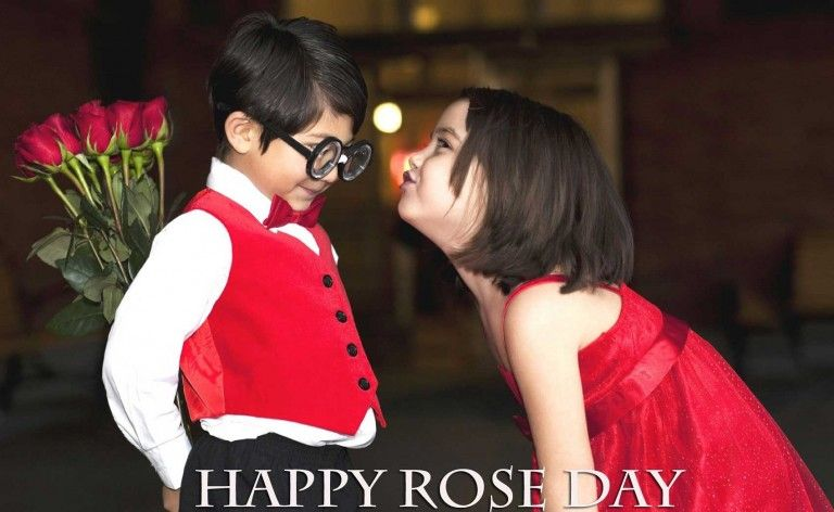 Happy Rose Day 2018 Hd Wallpapers Happy Valentine Day Quotes Cute Couple Wallpaper Kids In Love