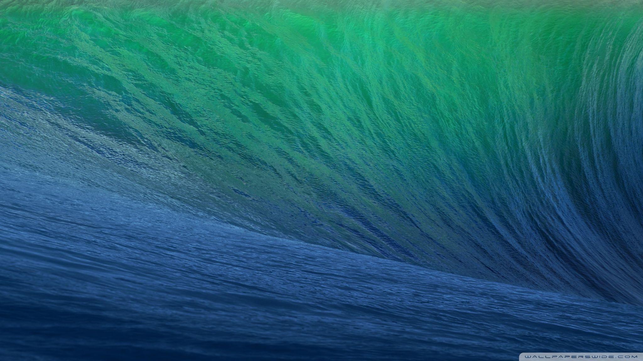 Apple Mac OS X Mavericks HD Desktop Wallpaper Widescreen High