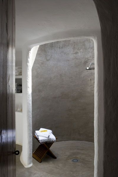 "bathroom | at ""casa anna"" | formentera, spain | photo by jordi canosa."