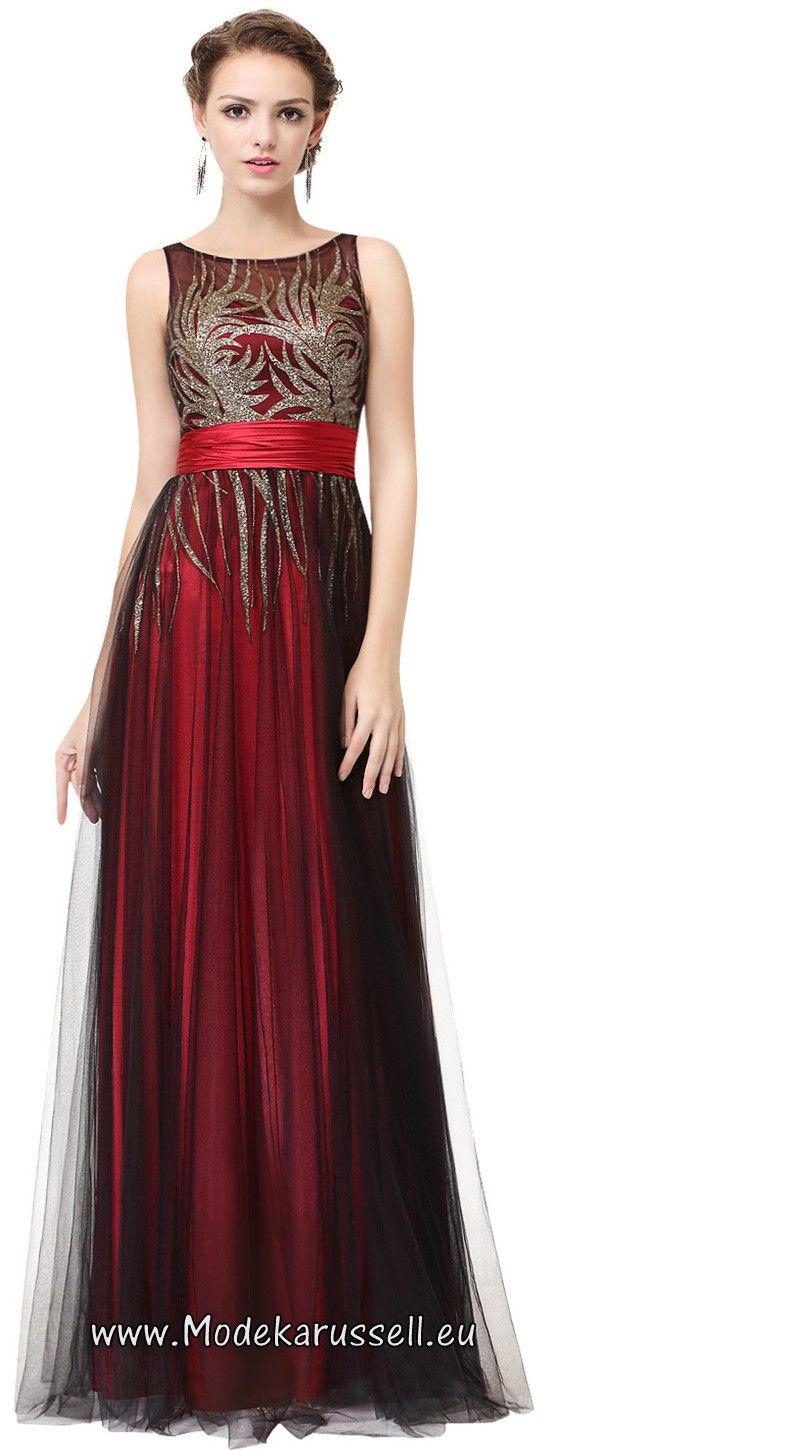 Rote kleider gunstig kaufen
