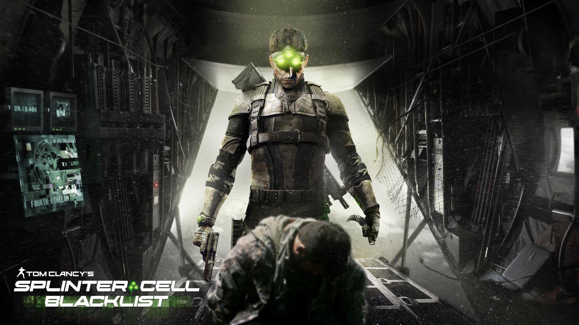 Splinter Cell Blacklist Wallpaper Hd 31470 Jeux Video Nouveaux