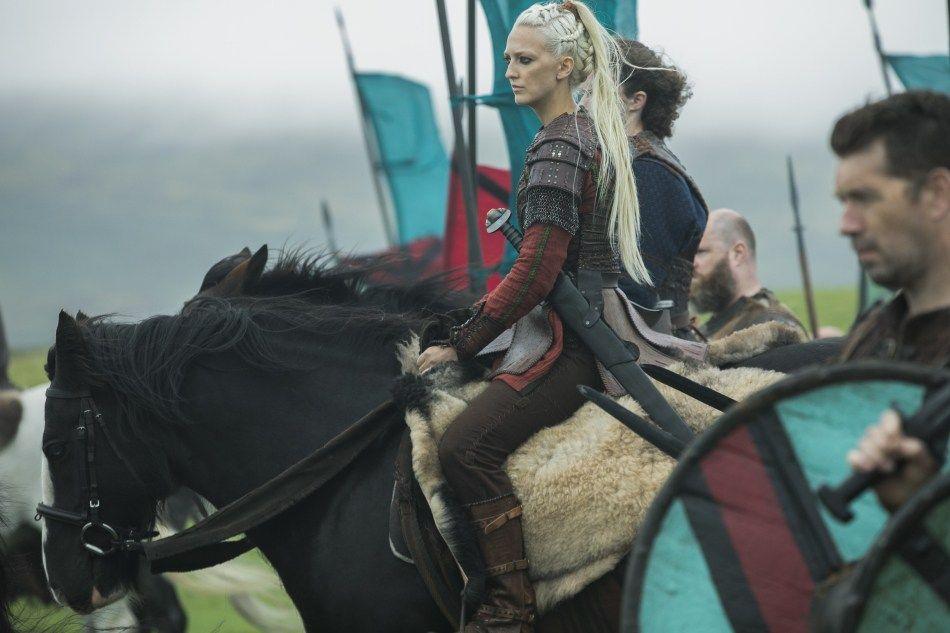 History Channel S Vikings Season 5 Episode 7 Full Moon Torvi
