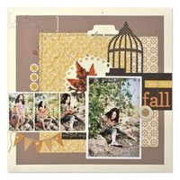 A Project by questionscrap from our Scrapbooking Gallery originally submitted 11/07/12 at 10:04 AM