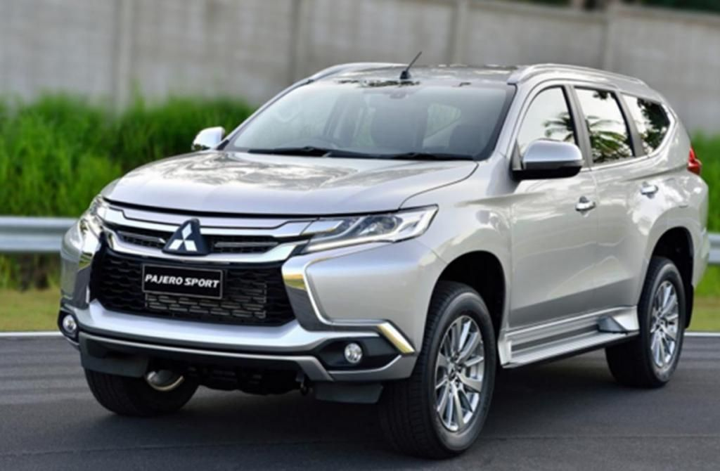 Mitsubishi Pajero Model 2017 Get Excellent Package on