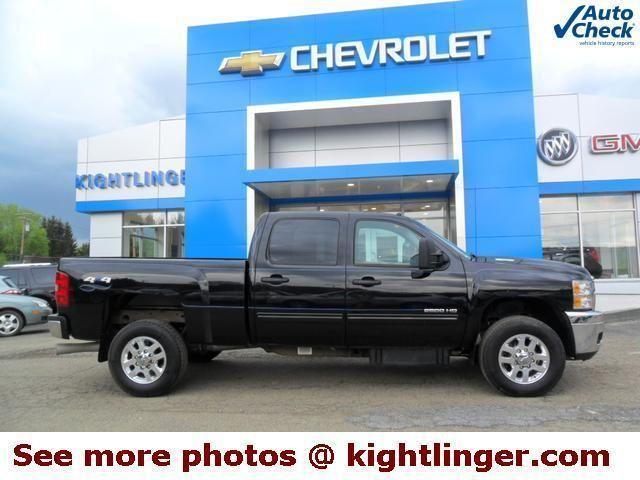 2012 Chevrolet Silverado 2500 14 832 Miles 44 511 Chevrolet