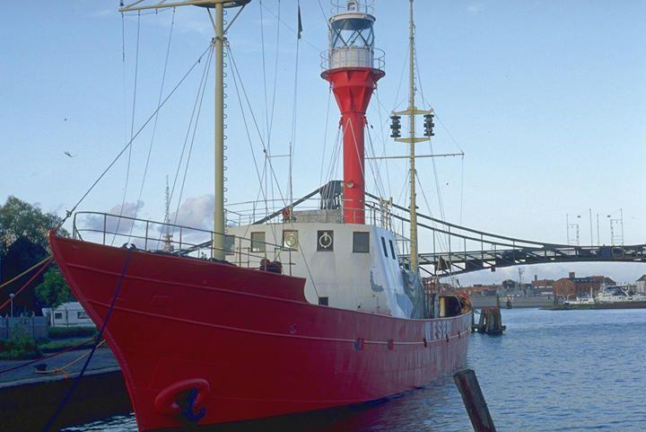 Leuchtturm-Atlas: Feuerschiff Norderney I