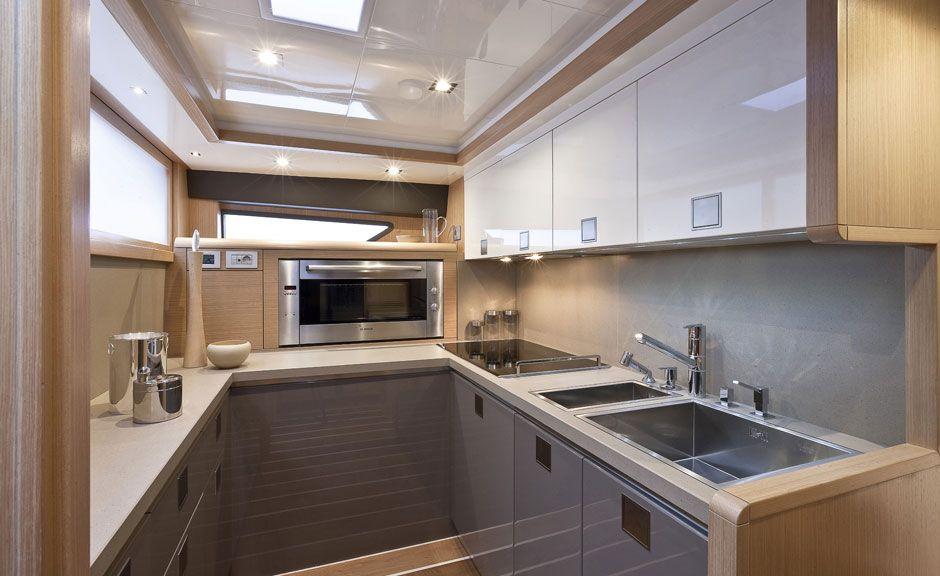 diseno de #cocina diseños de cocinas de yates también para tu cocina ...