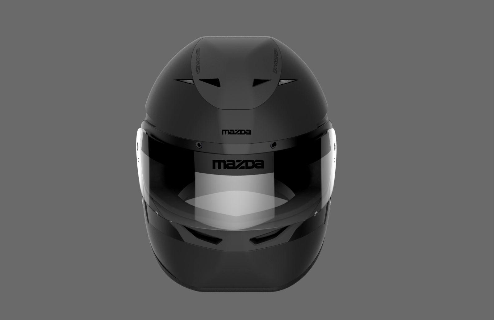 Racing helmet on behance technic aesthetics pinterest