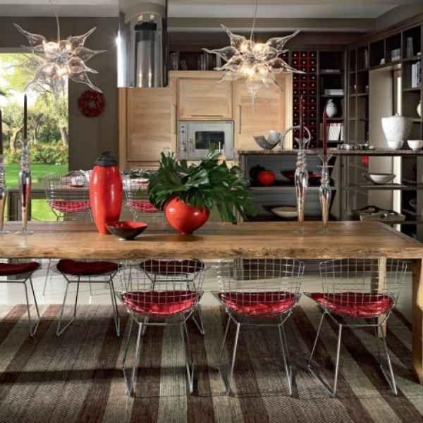 Esszimmermöbel  Moderne Massivholz-Esszimmermöbel – Die Natur spüren | Home ...