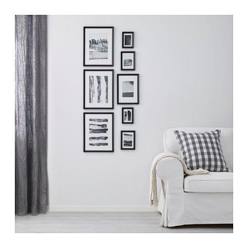 Erstaunlich KNOPPÄNG Rahmen Mit Bild 8er Set   IKEA