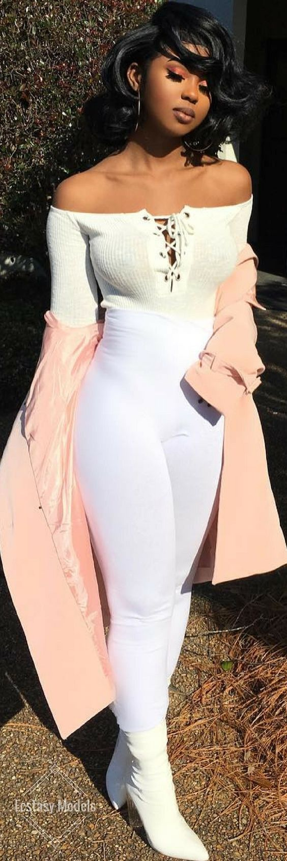 Winter Neutrals // Outfit from Fashion Nova // Fashion Look by Shakyra