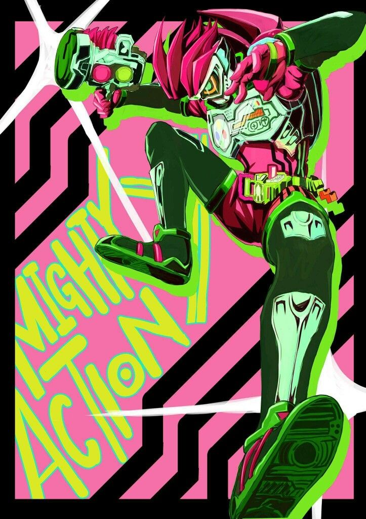 Kamen Rider Ex Aid Level 2 Seni Animasi Animasi Seni