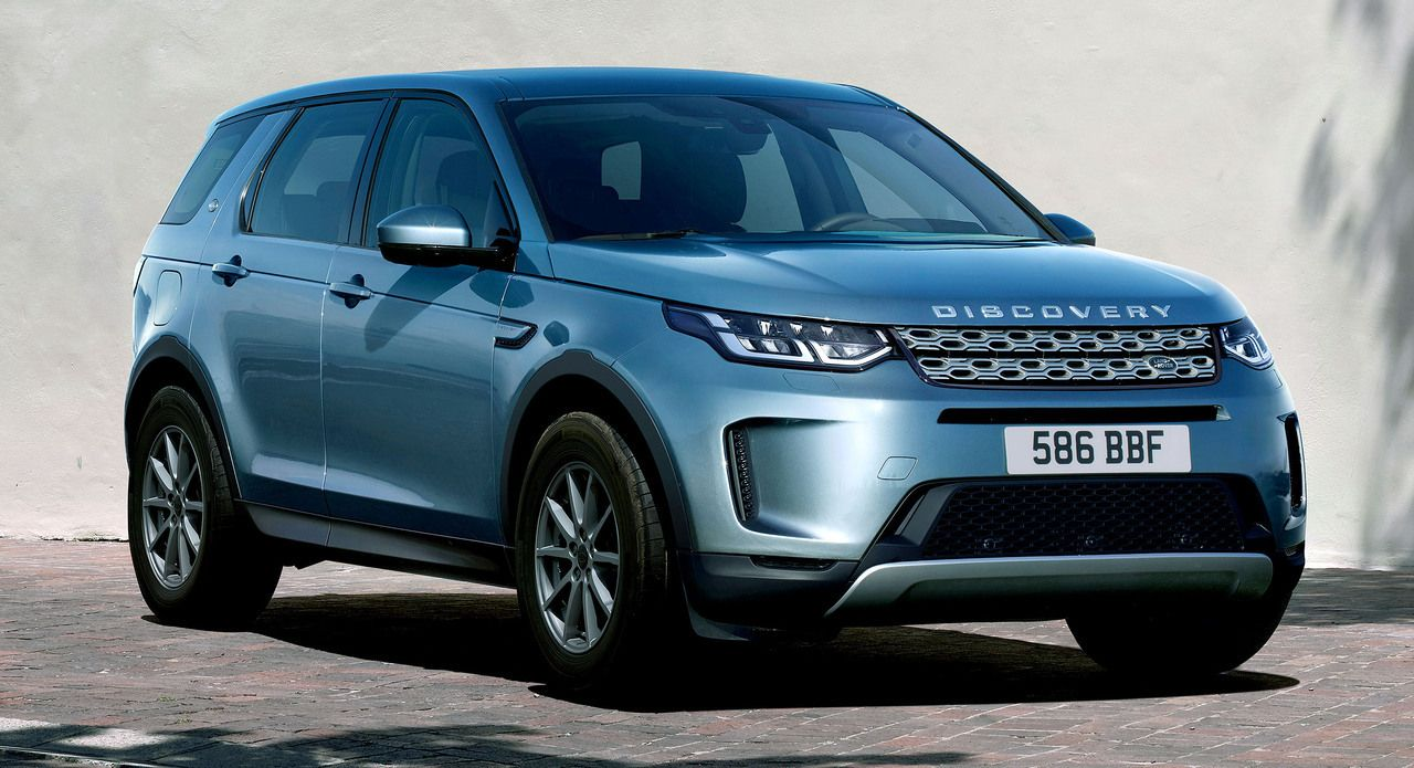 Land Rover Discovery Sport, 2020. JLR have revealed the