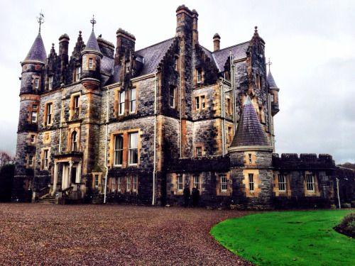 """centuriesbehind: """" Blarney House, County Cork, Ireland """""""