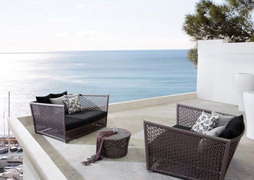 Tunis A Modern Rattan Outdoor Seating Furniture By Expormim Tunis A Modern Rattan Outdoor Seating