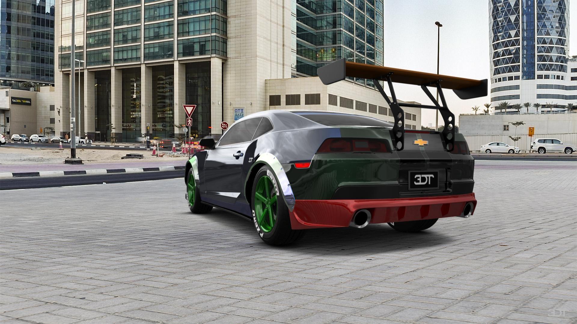 Checkout my tuning Chevrolet Camaro 2014 at 3DTuning
