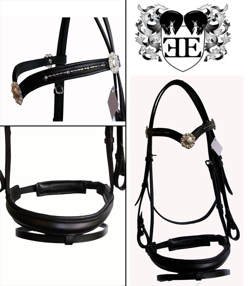 Beautiful Matching Breast Collar To The Cortieza Bridle Pictured