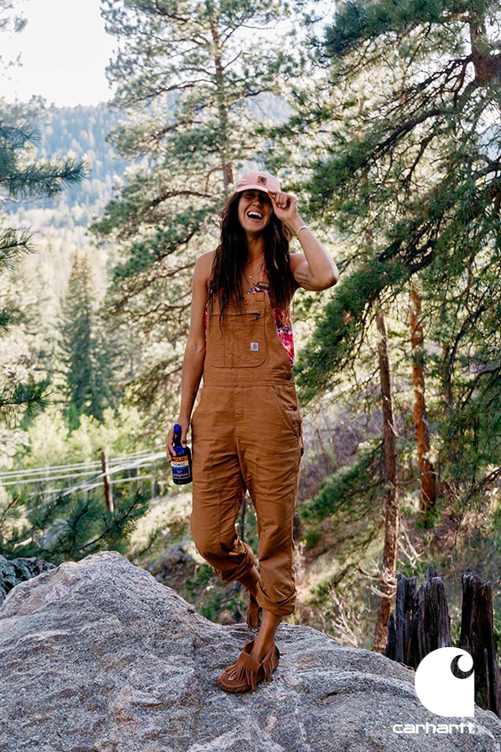 Crawford Double-Front Bib Overall | Carhartt overalls women, Carhartt  overalls, Overalls women