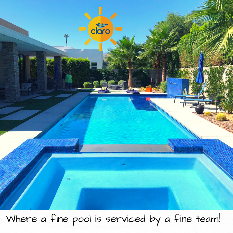 Pin By Claro Pool Services Inc On Www Claropools Com In 2020 Swimming Pool Maintenance Residential Pool Pool Maintenance