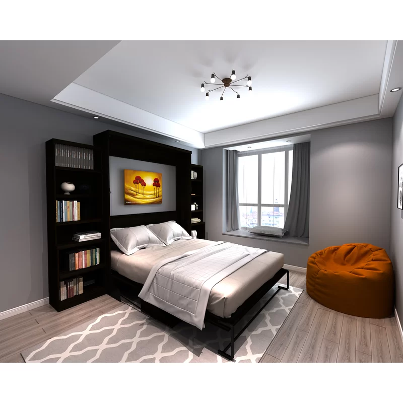 Stairway Loft Bed Loft bed, Cool rooms, Stair drawers