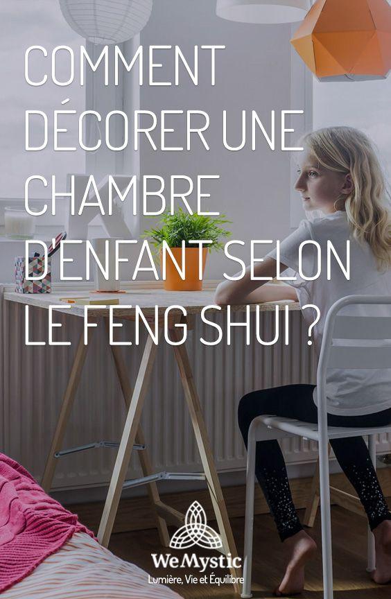 Comment d corer une chambre d 39 enfant selon le feng shui feng shui chambre enfant - Decorer une chambre bebe ...
