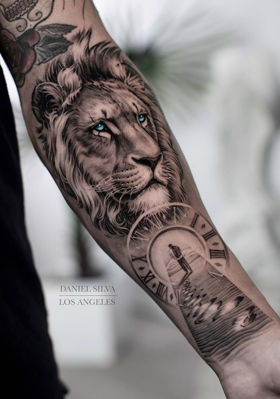 50 EyeCatching Lion Tattoos That'll Make You Want To Get